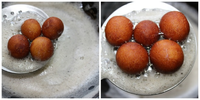 fried jamuns