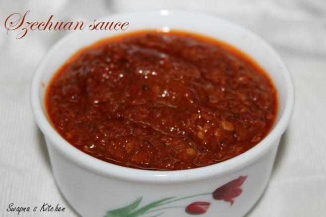 szechuan sauce