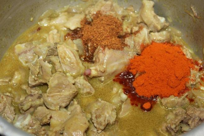 add masala