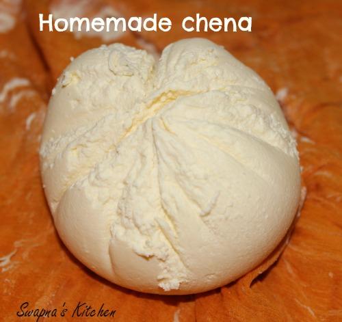 chena recipe