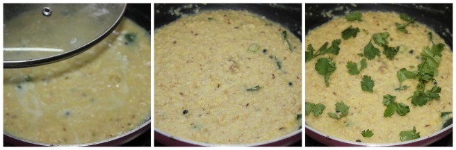 oats pongal ready