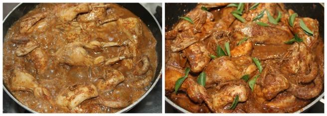 kadai is well cooked