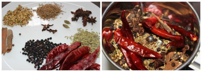 masala items