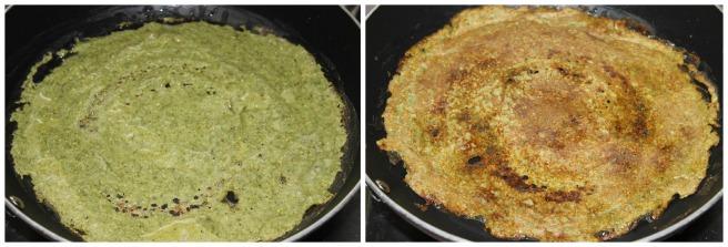 cook both sides