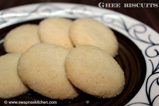ghee biscuit