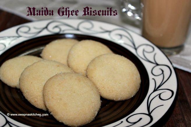 maida biscuits