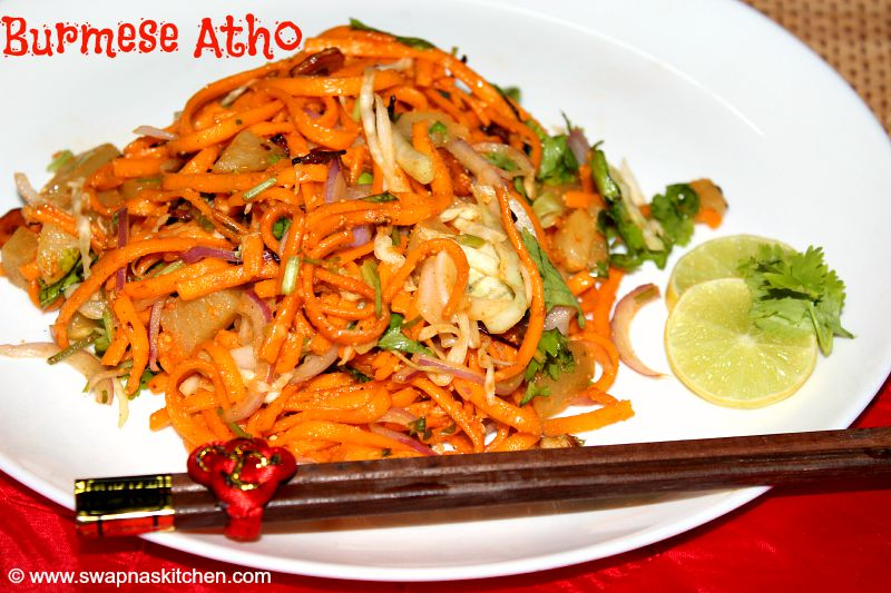 Atho burmese food swapnas kitchen forumfinder Images