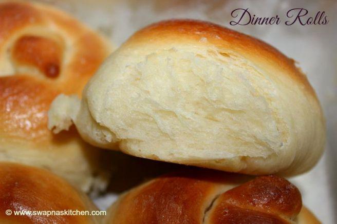 dinner rolls,.
