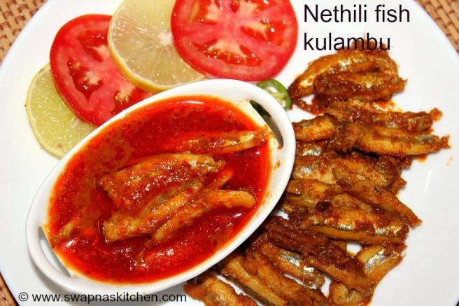 nethili fish kulambu