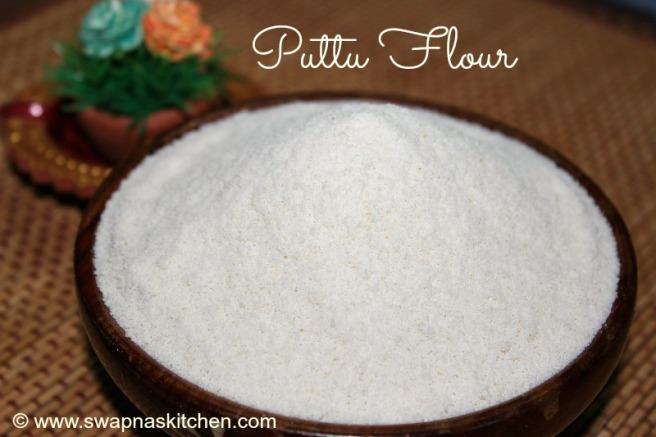 puttu flour