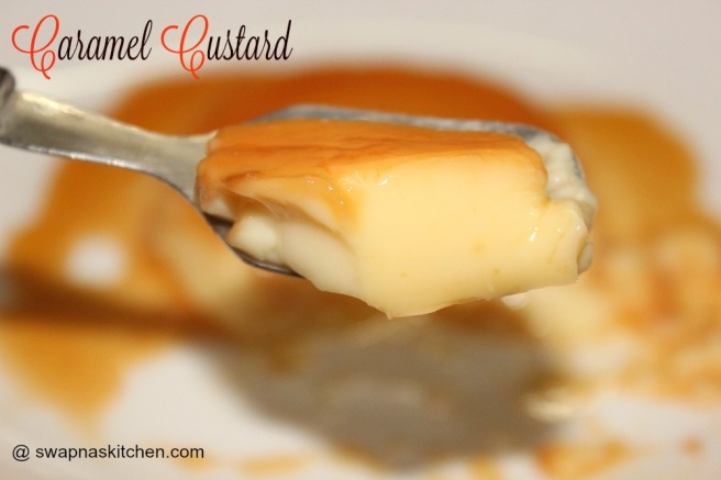 c custard