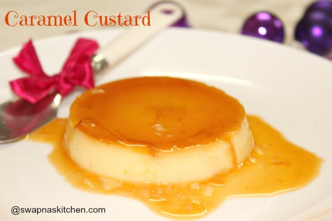 caramel custard,
