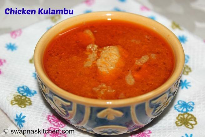 chicken kulambu