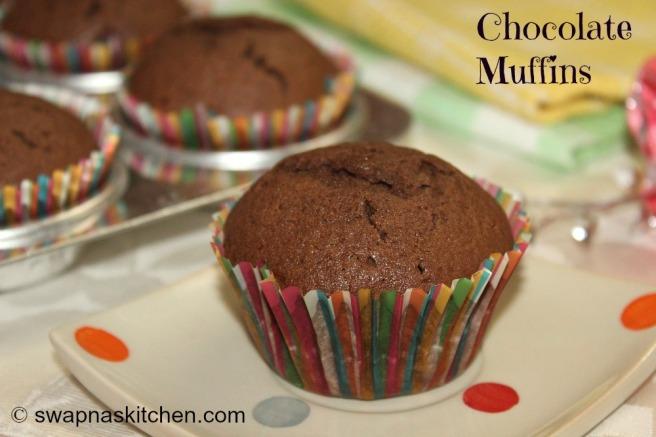 choco cupcakes