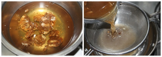 extract tamarind juice