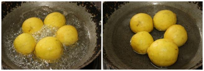 boil for 5 mins