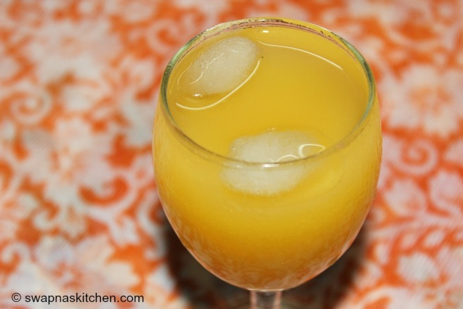 drink mango