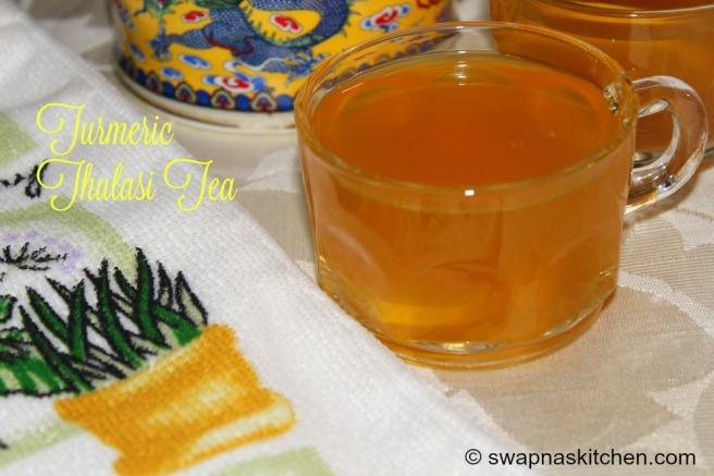 thulasi tea